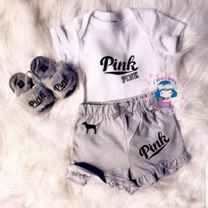 Carter's Other - ISO baby pink outfits